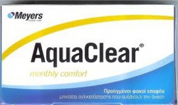 Meyers Aquaclear Monthly Comfort Μηνιαίοι 3pack