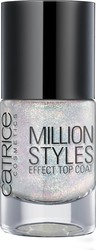 Catrice Cosmetics Million Styles Effect Top Coat Holo Que Tal 02