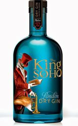 The King of Soho London Dry Τζιν 700ml