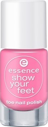 Essence Show Your Feet Toe Cotton Candy 31
