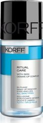 Korff Ritual Care Make Up Remover for Eyes & Lips 150ml