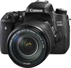Canon EOS 760D Kit (18-135 IS STM)