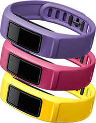 Garmin Vivofit 2 Bands Energy Canary/Pink/Violet