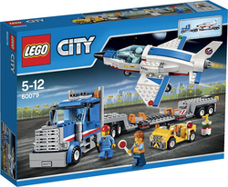 Lego Training Jet Transporter 60079