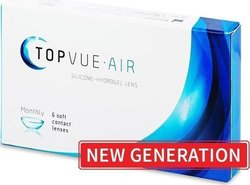 TopVue Air Μηνιαίοι 6pack