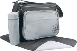 Candide Tineo Grey Bag