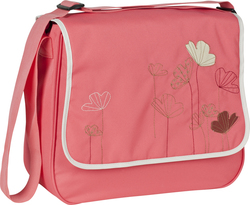 Laessig Messenger Bag Poppy Dubarry