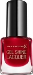 Max Factor Gel Shine Lacquer Radiant Ruby 50