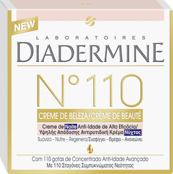 Diadermine No110 Night Cream 50ml
