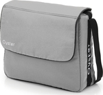 BabyStyle Oyster Changing Bag Silver Mist