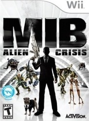 Men In Black Alien Crisis Wii