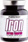 Anderson Iron Ferrous Fumarate 30mg 60 ταμπλέτες