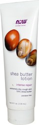 Now Foods Shea Butter Lotion 118ml