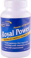North American Herb & Spice Royal Power 120 tabs