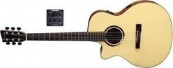Gewa VGS B-20 CE Bayou Natural Satin
