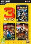 LEGO Triple Pack (Lords of The Rings - Batman 2 - Harry Potter 5-7) PC