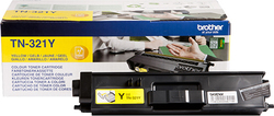 Brother TN-321Y Yellow Toner