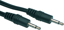 Valueline Audio Cable 3.5mm male - 3.5mm male 1.5m (CABLE-408/1.2)