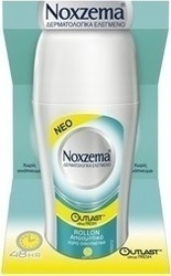 Noxzema Outlast Citrus Fresh Roll-On 50ml