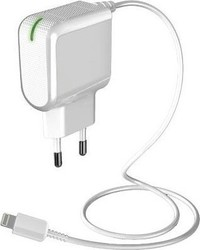 Meliconi Apple Lightning Wall Charger Λευκό (406701)