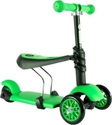 Y Volution Y Glider 3 in 1 Green