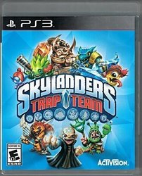 Skylanders Trap Team (Game Only) PS3