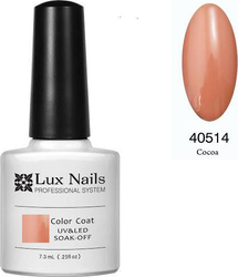 Lux Nails Color Coat Cocoa 40514