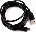 iSelf USB 2.0 Cable USB-A male - micro USB-B male 2m (USBMICROB2)