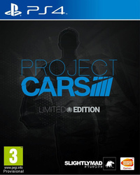 Project Cars (Limited Edition) PS4