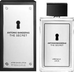 Antonio Banderas Aftershave The Secret For Men 100ml