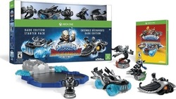 Skylanders Superchargers Dark Edition (Starter Pack) XBOX ONE