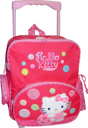Graffiti Trolley Hello Kitty Playful 15826-Red