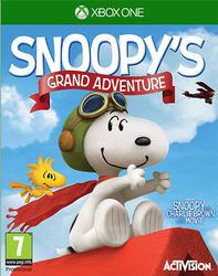 The Peanuts Movie Snoopy's Grand Adventure XBOX ONE