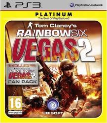 Tom Clancy's Rainbow Six Vegas 2 (Complete Edition Platinum) PS3