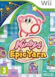 Kirby`s Epic Yarn Wii