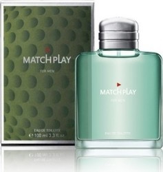 Match Play Men Eau de Toilette 100ml