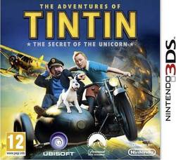 The Adventures of Tintin The Secret of the Unicorn 3DS