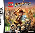 Lego Indiana Jones 2 The Adventure Continues DS