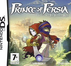 Prince of Persia The Fallen King DS