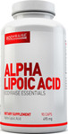 Bodyraise Alpha Lipoic Acid 495mg 90 ταμπλέτες