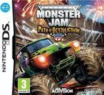 Monster Jam Path of Destruction DS