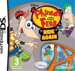 Phineas and Ferb Ride Again` DS