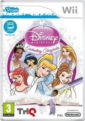 Disney Princess Enchanting Storybooks Wii