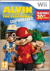 Alvin and the Chipmunks Chipwrecked Wii