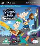 Phineas and Ferb Across the 2nd Dimension PS3
