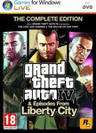Grand Theft Auto IV (Complete Edition) PC