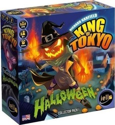Iello King of Tokyo: Halloween Expansion