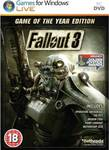 Fallout 3: Game of the Year Edition PC