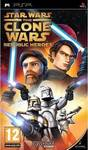 Star Wars Clone Wars Republic Heroes PSP