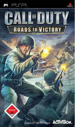 Call Duty Roads To Victory PSP